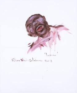 Shooshie-Sulaiman,-Purely-Love-Leman,-Acrylic-on-canvas,-120-cm-x-100-cm,-2013